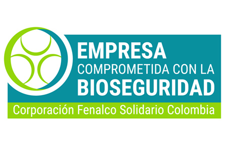 Empresa comprometida con la Bioseguridad