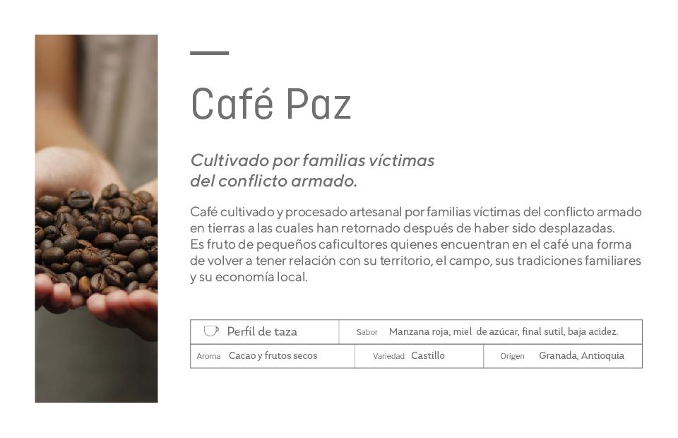 Café con Historias en Bolsa
