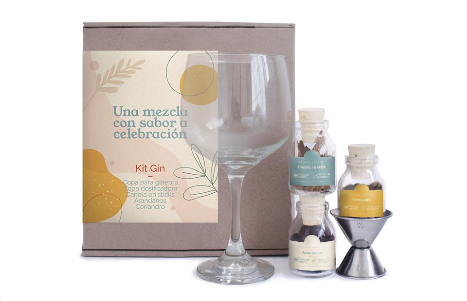 Kit Gin botánico