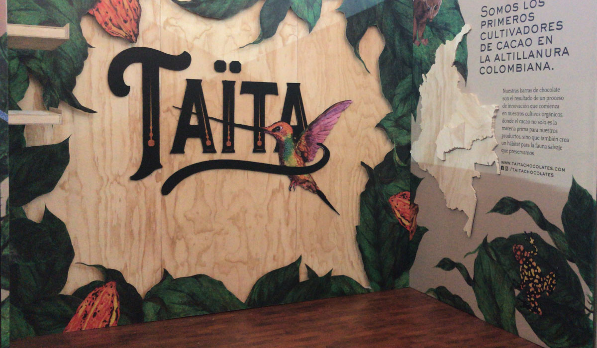 Taïta - Stand Buró