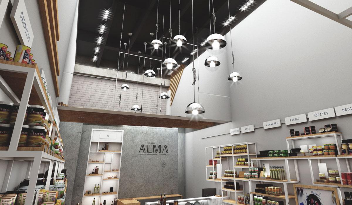 Alma - Diseño de Interiores
