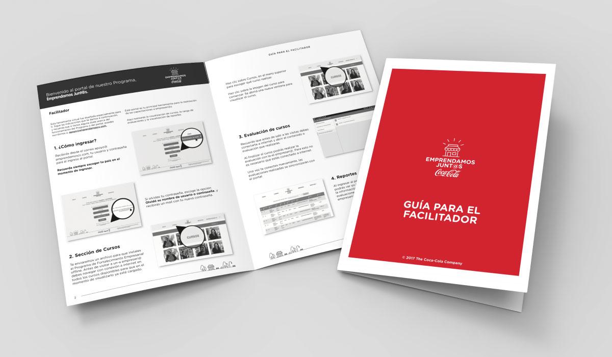 Coca-Cola - Programa regional de capacitación a tenderas