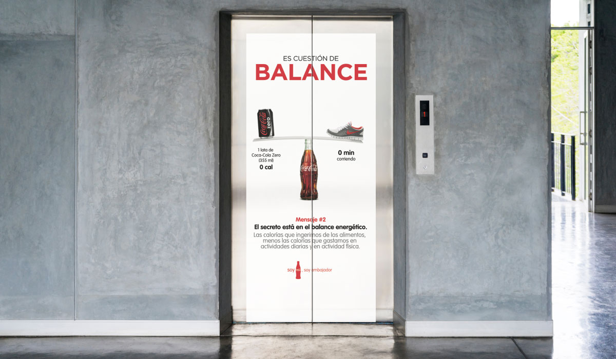 Coca-Cola - Programa de Embajadores