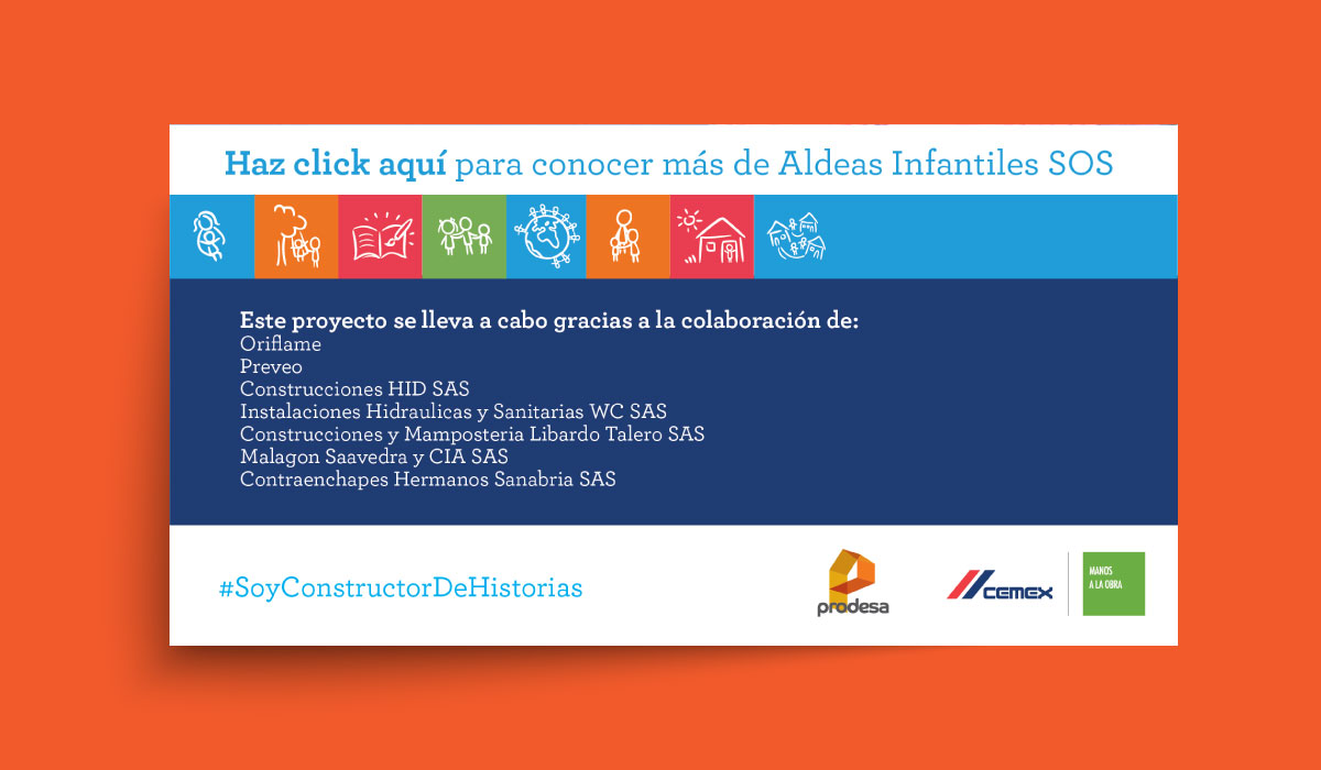 Cemex - Voluntariado