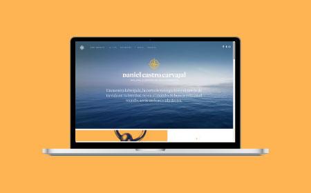 Daniel Castro - Página web