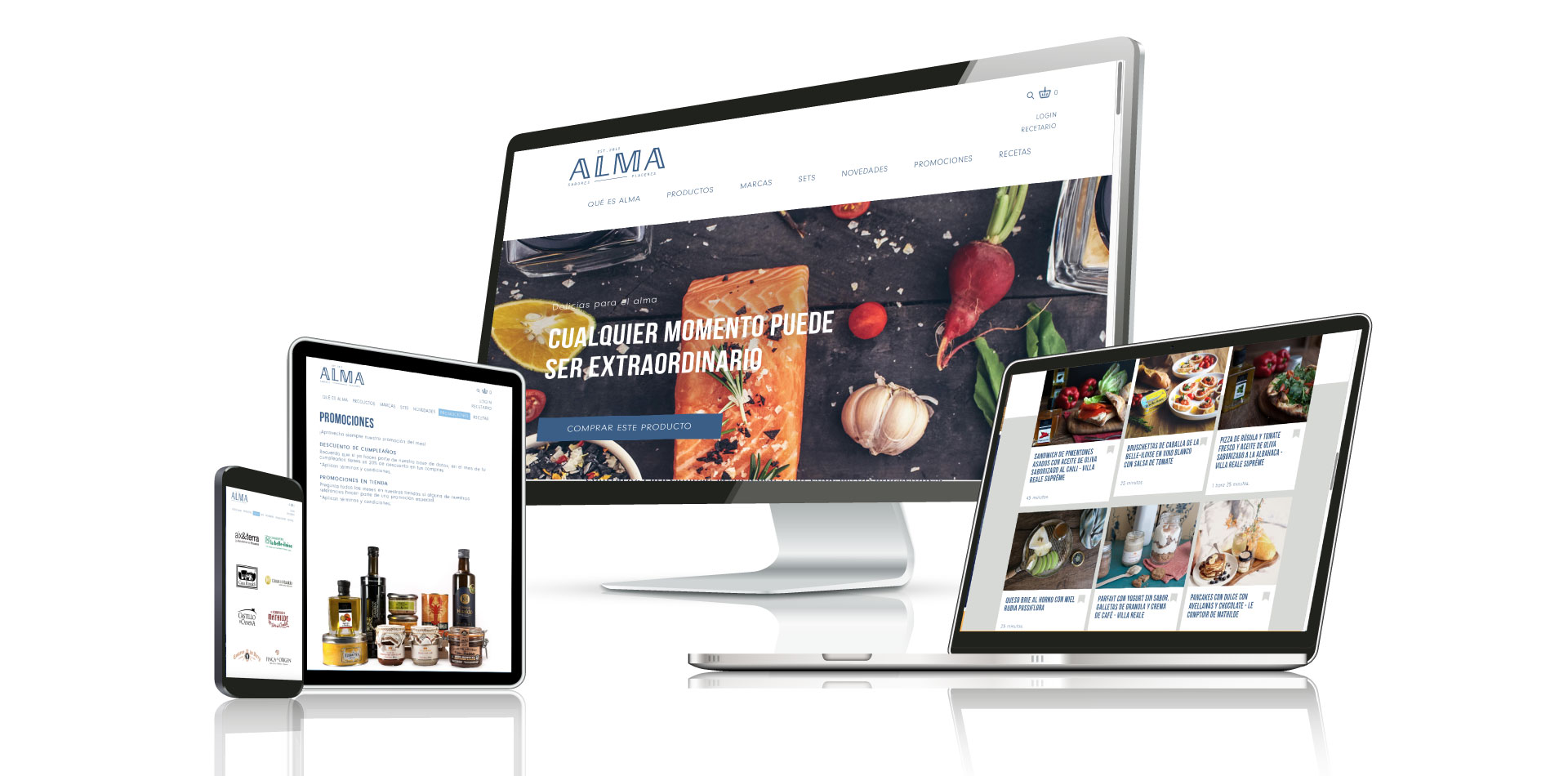 ALMA - E-commerce