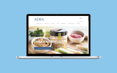 ALMA - E-commerce